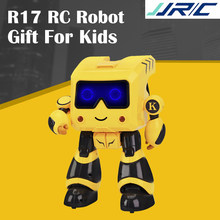 JJRC R17 Remote Control Robot Intelligent Education Coin Bank RC Advisor Interactive Toy Kaqi-toto 2.4G Gift For Kids(China)