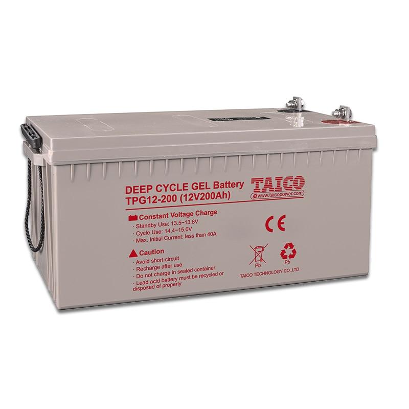 12v 200ah Solar Battery Lithium For 12v 190ah Battery