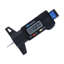 Meter Measurer-Tool Digital Caliper Monitoring-System Brake-Pad Shoe-Tire Tread-Depth-Gauge
