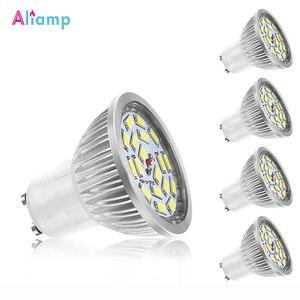 Image 1 - E26 E27 lumière LED ampoule A19 9W lampe 60W équivalent 5000K lumière du jour 2700K blanc chaud pour intérieur logement décoration de la maison 6Pack