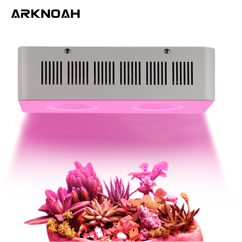 ARKNOAH 400W LED Grow Lights COB Growing Lamps 8 Bands Full Spectrum For Plants Growth Flowering For Different Satges