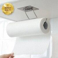 Küche Wc Papier Halter Tissue Halter Hängen Bad Wc Papier Halter Rollen Papier Halter Handtuch Rack Stehen Lagerung Rack