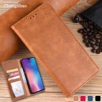 Étui magnétique de luxe en cuir pour Xiao mi mi 9 8 Se Play Pocophone F1 9t Pro porte-carte couverture de portefeuille de livre mi 9 mi 9se mi 9t 128