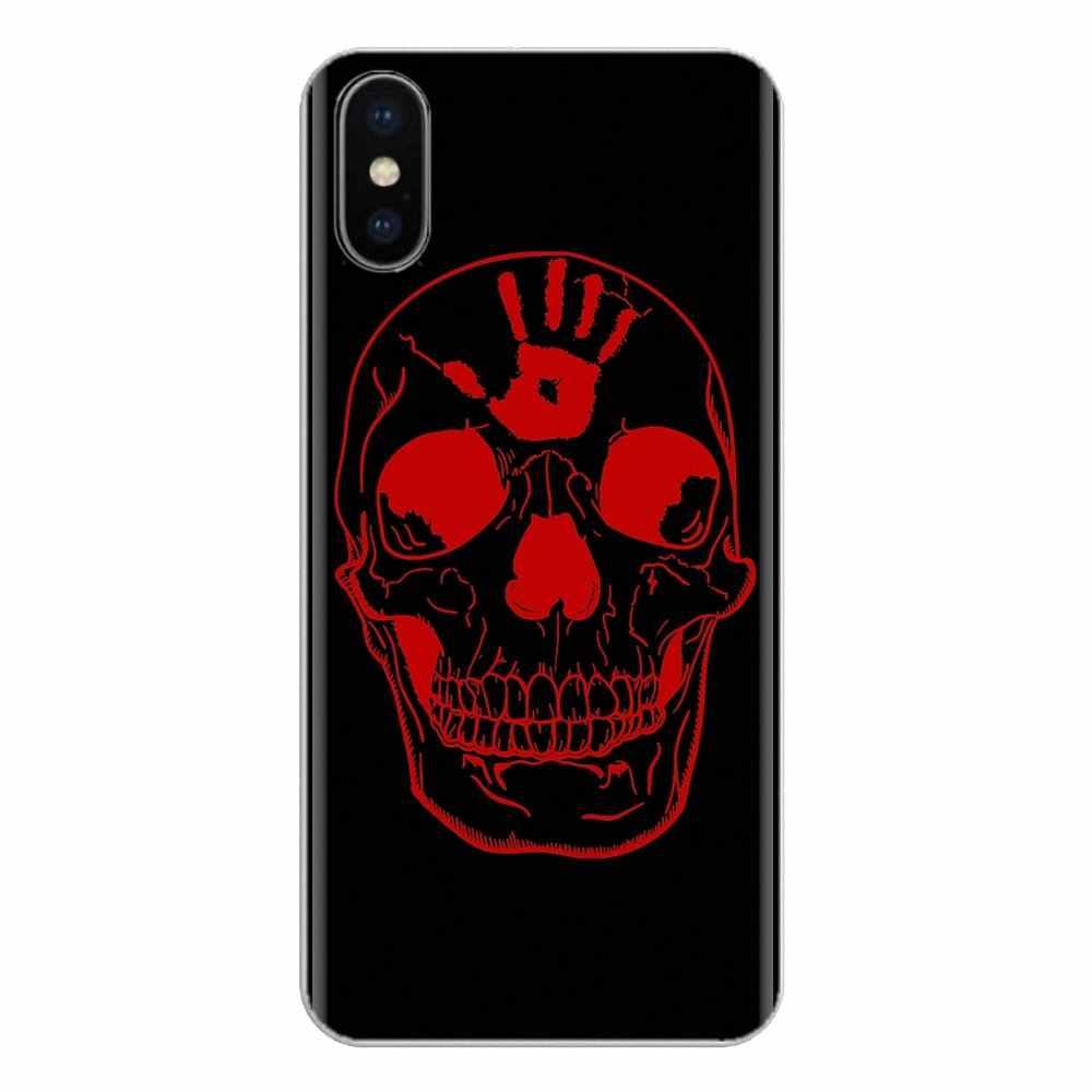 Skyrim האחים עבור HTC U11 אחד M7 M8 A9 M9 M10 E9 רצון 630 530 626 628 816 820 מוטורולה G G2 G3 טלפון סלולרי Case כיסוי