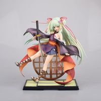Anime Murasame PVC Action Figure Collectible Model doll toy 20cm
