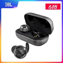 Damla nakliye JBL T280 TWS Bluetooth kablosuz kulaklık ile şarj durumda spor koşu kulaklık IPX5 su geçirmez mikrofonlu kulaklık