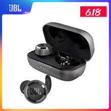 Dropshopping Jbl T280 Tws Bluetooth Draadloze Oordopjes Met Opladen Case Sport Running Koptelefoon IPX5 Waterdichte Headset Met Microfoon