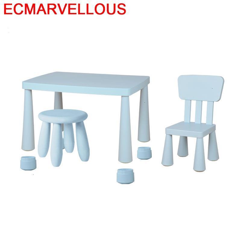 Per And Chair De Estudio Y Silla Desk Tavolino Bambini Kindergarten Kinder Enfant Mesa Infantil Study For Kids Children Table
