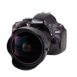 Image 3 - 8mm F/3.0 Ultra Wide Angle Fisheye Lens for Nikon DSLR Camera D3100 D3200 D5200 D5500 D7000 D7200 D800 D700 D90 D7100  free ship