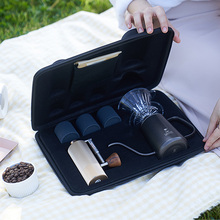 Timemore Portable package Manual drip coffee maker Gift box set Outing portable brew coffee pot Mini coffee grinder percolator