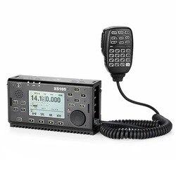 Xiegu X5105 VERSION extérieure 0.5-30MHz 50-54MHz 5W 3800mAh émetteur-récepteur HF avec si sortie toutes les bandes couvrant SSB CW AM FM RTTY PSK