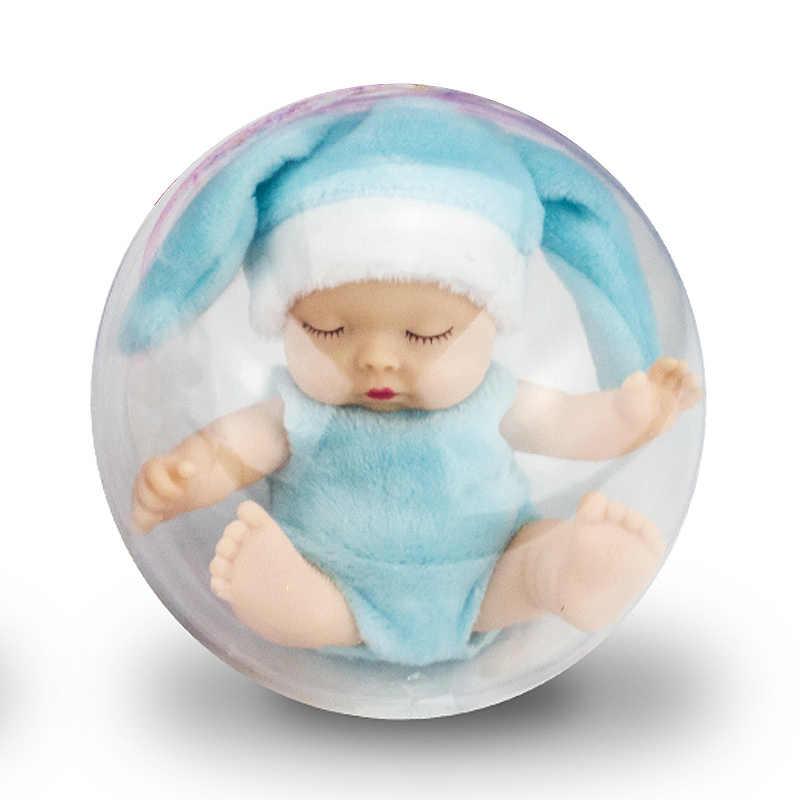 Кукла Reborn Bebe, милый защитный чехол ручной работы, Реалистичная силиконовая игрушка для детей