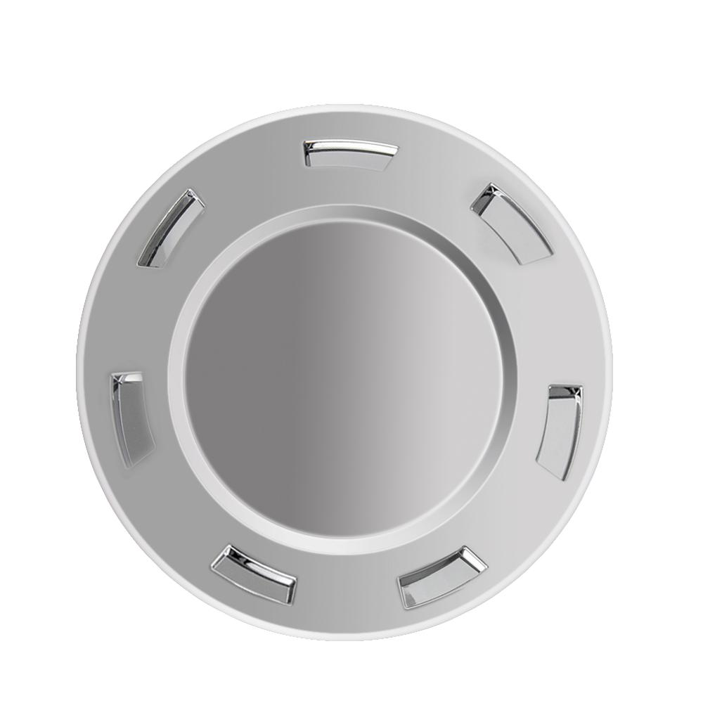"""CarBole 22 """"хромированная Центральная втулка колеса автомобиля колпачки 7 спиц для CADILLAC ESCALADE 2007-2014 диаметр 200 мм автомобильные аксессуары и запч..."""
