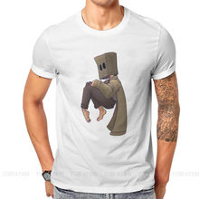Maglietta Casual Mono piccoli incubi sei Nomes Runaway Kid stile di gioco top maglietta Casual uomo manica corta abiti regalo speciali