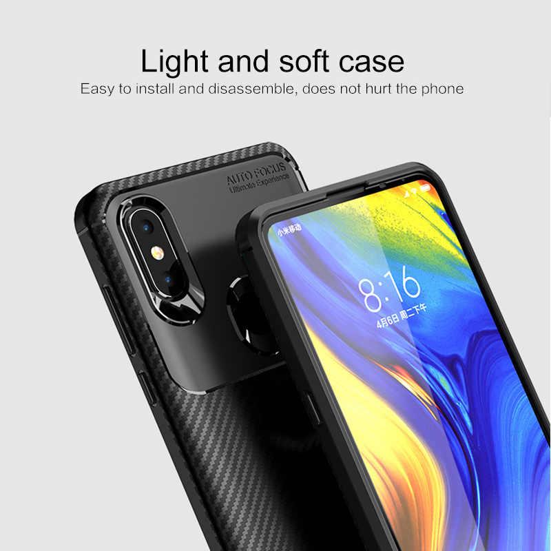 Dành Cho Xiaomi Redmi Note 7 Ốp Lưng Silicone Chống Sốc Redmi 7 Note 7 Pro Tẩy Tế Bào Chết Chống Rơi Ốp Lưng Bảo Vệ 6.3 Cho Xiaomi Note7