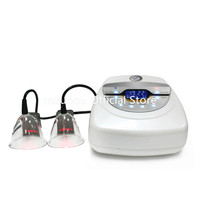 Hot Selling ! vacuum therapy machine buttocks/buttocks enlargement vacuum breast pumps cupping cups hijama