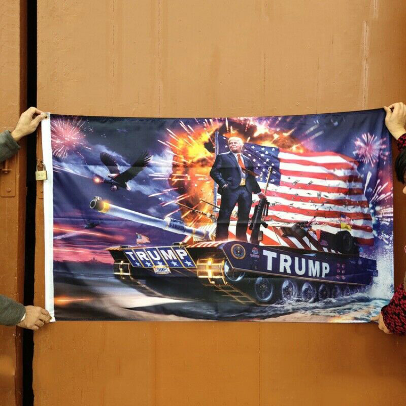 donald trump flag 3x5 foot free