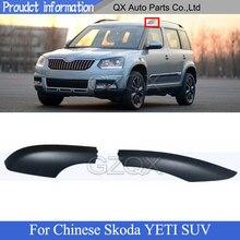 CAPQX bagażnik dachowy osłona dla chiński Skoda YETI SUV bagażu pokrywa bagażnika
