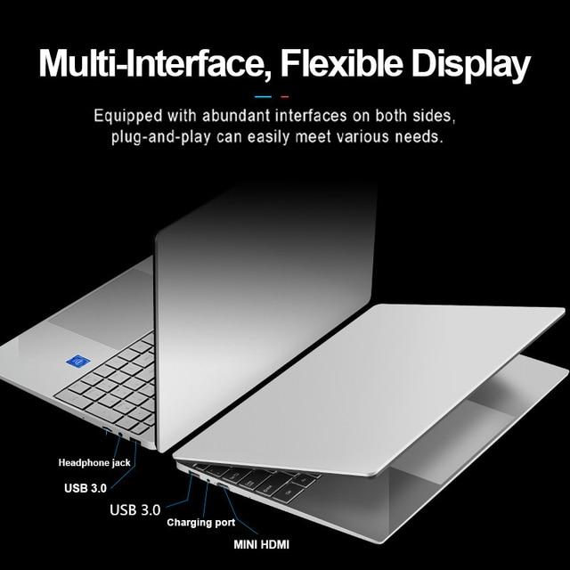 MAX 36GB M.2 NVME SSD 512GB 1TB 2TB Ultrabook Metal Computer with 2.4G/5.0G Bluetooth AMD Ryzen 7 3700U WIN10 Pro gaming laptop 4