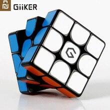 2020 Youpin Giiker M3 kostka magnetyczna 3x3x3 żywy kolor kwadratowa magiczna kostka Puzzle edukacja naukowa dla dzieci dorośli