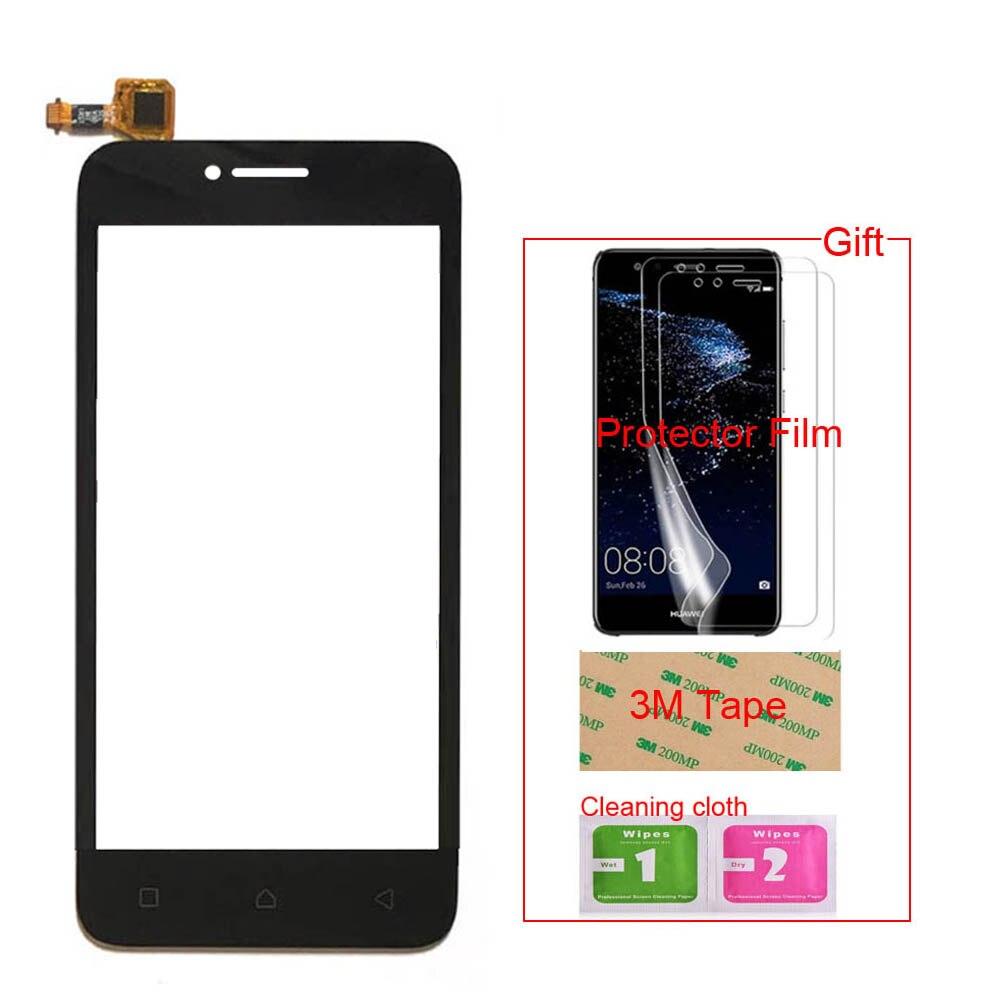 4,5 ''сенсорный экран Стекло мобильного телефона для lenovo плюс a1010 в 1010 A1010a20 Сенсорный экран Стекло планшета Панель объектив Сенсор подарок