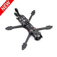 New GEPRC Mark4 HD5 FPV Racing Drone Frame Kit 5'' Qudcopter  Long Range Freestyle Carbon Fiber for RC DPV Drone Dji Fpv System arkbird fpv 5 8g mini auto antenna tracker gimbal w air module and ground system integrated video receiver long range system