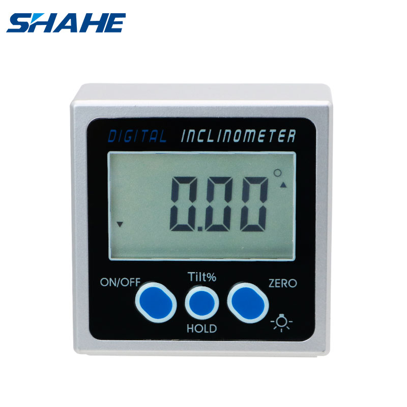 Digital Magnetic Protractor Angle Gauge Inclinometer Angle Digital Finder Levels Magnetic Inclinometer Digital With Backlight