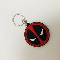Deadpool Keychains 2nd Collection (6 Designs) 3
