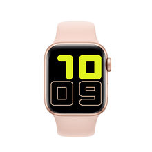 Link vip de iwo x6 relógio inteligente 2020 2021 série 5 chamada bluetooth freqüência cardíaca esporte fitness smartwatch iwo max 2.0 pk x16 w26 pro