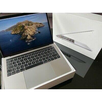 MacBook Pro 13 дюймов с сенсорной панелью: Intel Core i5 1,4 ГГц серый пространственный 128 ГБ