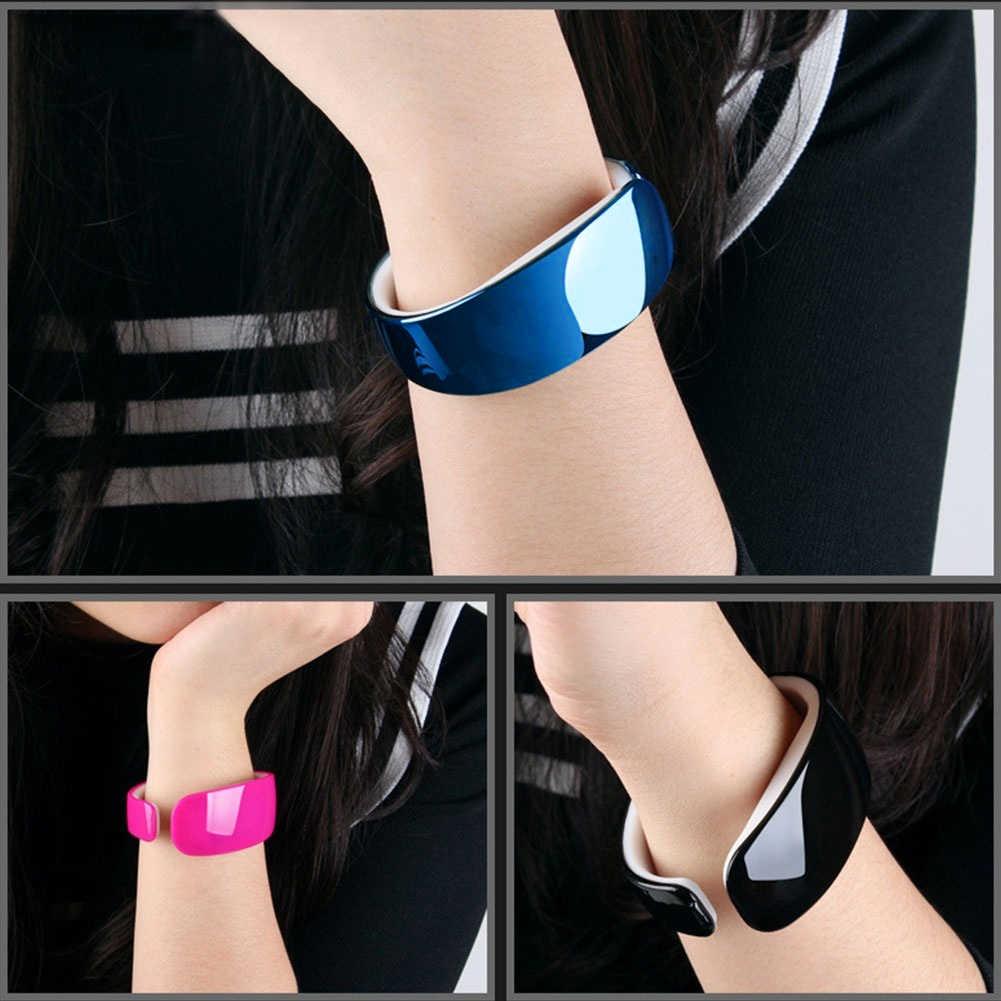 موضة الشباب النساء LED ساعة رياضية ذكية سوار شاشة ديجيتال سيليكون ساعة معصم هدية للأطفال ساعة اليد بالجملة