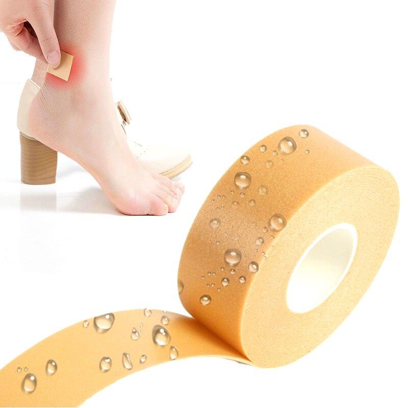 Waterproof Foot Heels Sticker Foam Tape Wear-resistant High-heeled Shoes Patch #