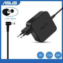 19V 1.75A 33 Вт Мощность адаптер переменного тока 4,0x1,35 мм ноутбук Зарядное устройство для Asus R417SA E402SA S200E X201E X403M E403N E402 E402M E203N X200M