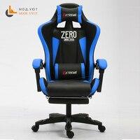 ZERO L wcg cadeira de jogos ergonômico computador poltrona âncora jogo em casa assentos competitivos frete grátis Cadeiras de escritório     -