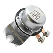 Relais de démarrage interrupteur solénoïde isolateur de batterie interrupteur de coupure 12V 100A