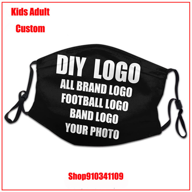 High Quality DIY face mask Baby Elephant With Glasses And South Korean Flag T-Shirt Kids adult men women 5