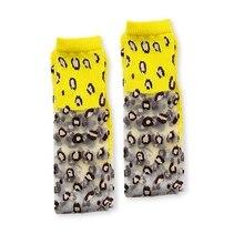 New Baby Girl Boys Socks Cute Leopard Print Breathable Long Infant Children Soft Crib Leg Warmer