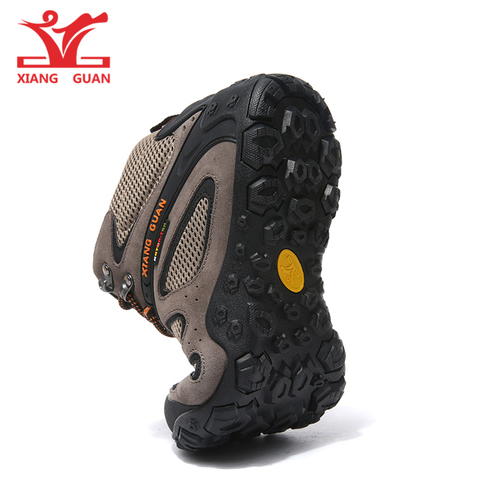 XIANGGUAN Hiking Shoes Men Outdoor Sneakers Shoes Unisex Boots Fishing Shoes New Popular Outdoor Shoes Men High Top Winter Boots Islamabad