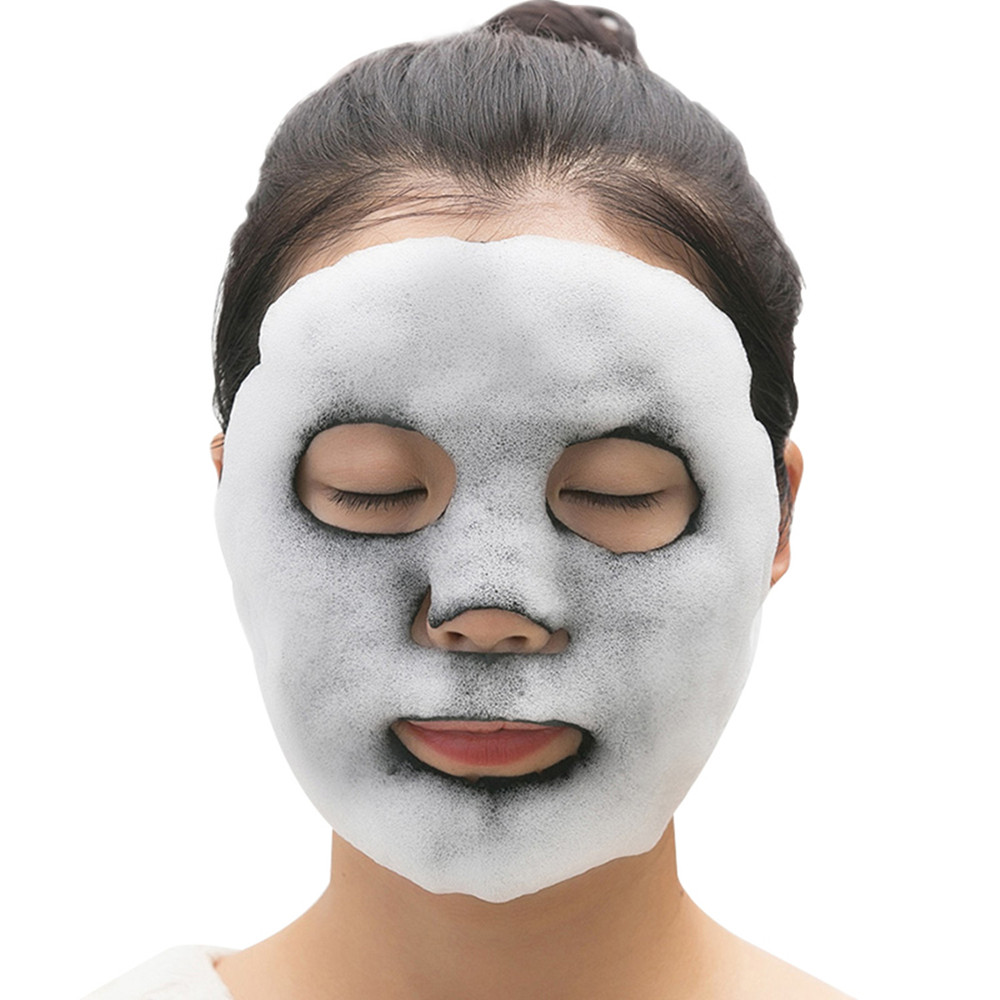 ILISYA Anti-Wrinkle Facial Bubble Mask Prevent Wrinkles Anti-Aging Face Patch Replenish Skin For Women