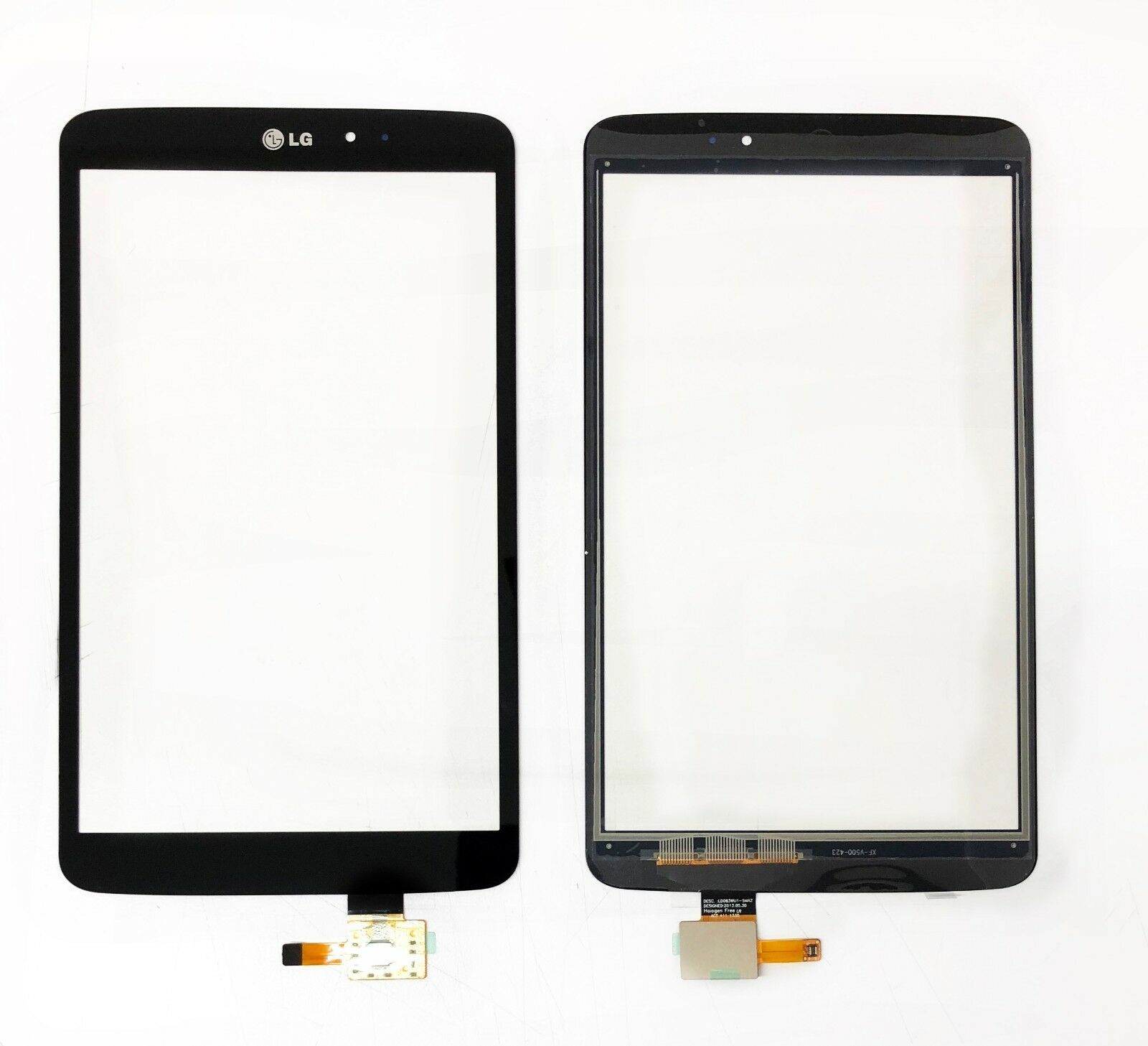 LPPLY NEW For LG G Pad 8.3 V500 V507 Tablet Touch Screen Digitizer Front Glass