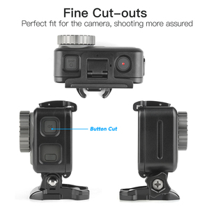Image 4 - Защитный чехол SHOOT для экшн камеры DJI Osmo, чехол с рамкой для экшн камеры DJI Osmo, защитный кожух, аксессуар