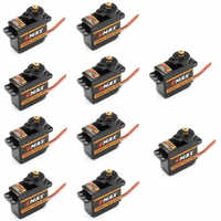 EMAX ES08MAII 12g Mini Metal Gear Analog Servo for Rc Hobbies Car Boat Helicopter Airplane Rc Robot Free shipping