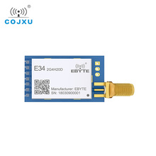 E34 2G4H20D nRF24L01 2.4G otomatik frekans atlamalı uzun menzilli kablosuz alıcı modülü otomatik yeniden iletimi