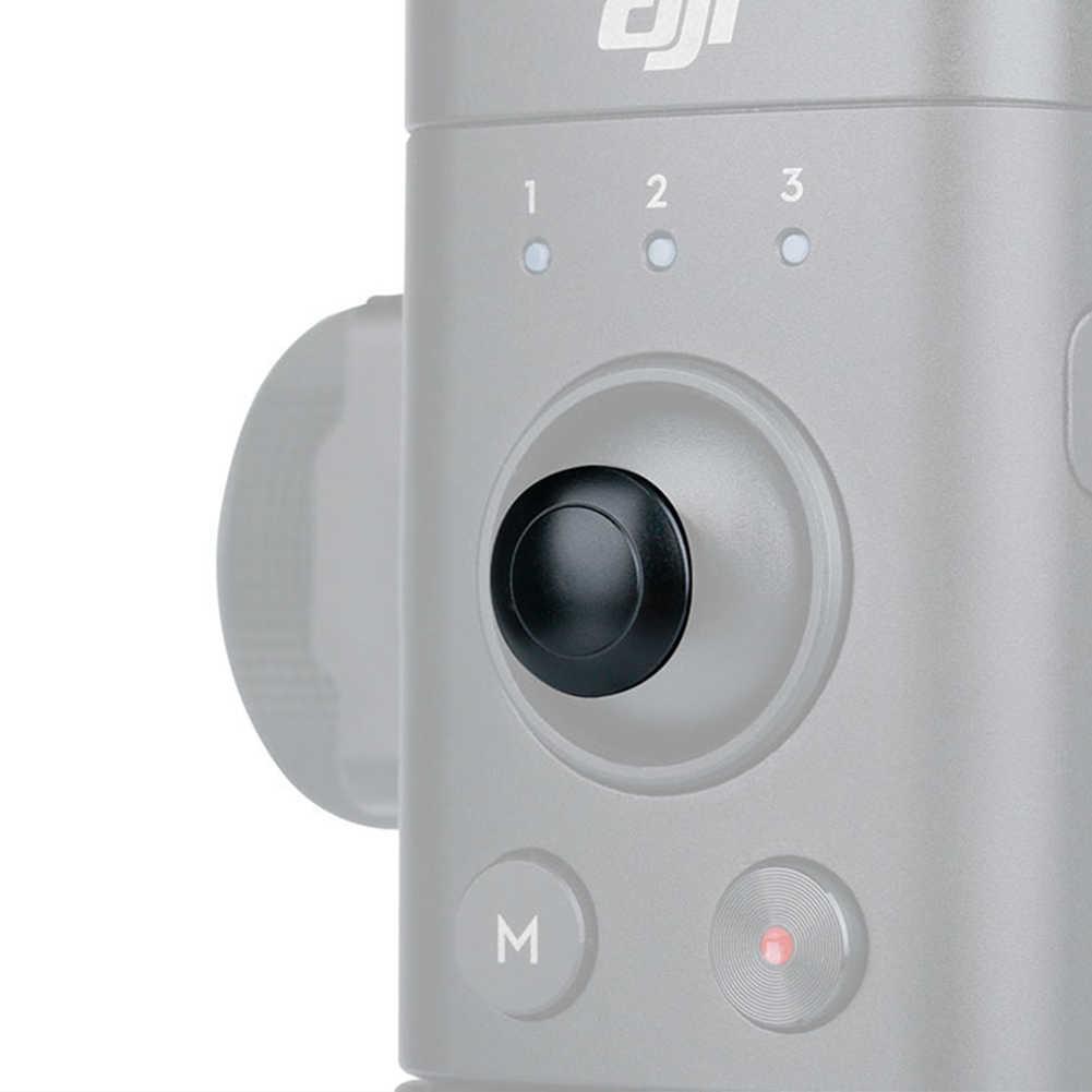 Foto de Metal Câmera de Vídeo Estabilizador de Cobertura Joystick Acessórios Parte Substituição Botão de Controle Suporte de Montagem Para DJI Ronin-S