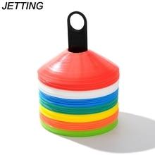 Sports-Accessories Marker-Discs Entertainment Cones Saucer Soccer Football Training 10pcs
