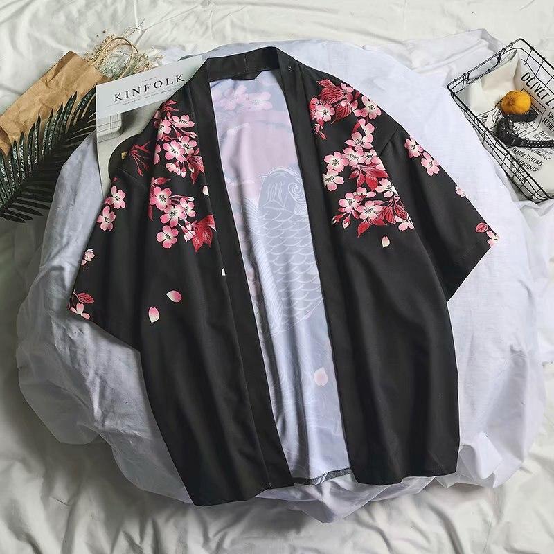 Batch Stage Performance Clothing Ancient Costume Japan Samurai Suit Photo Shoot Photo Clothing Men Japan Kimono Japan Formal Wea