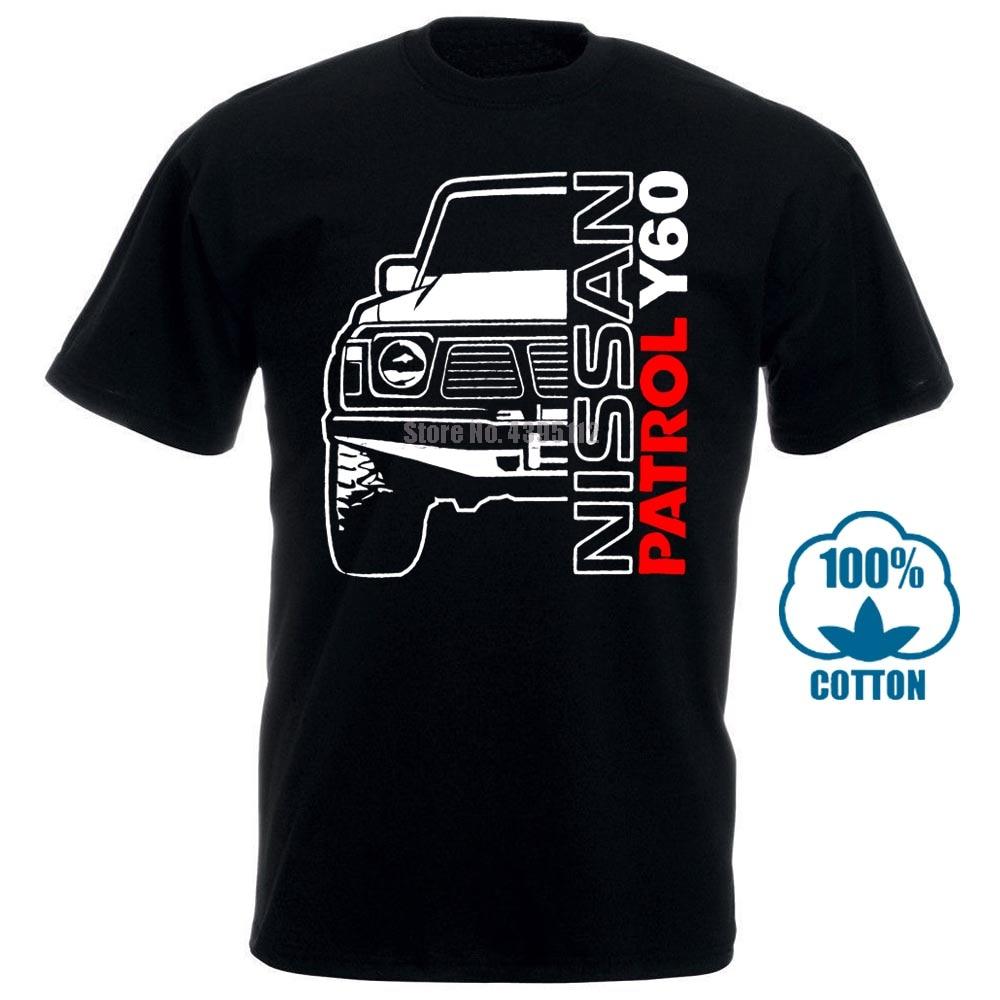 Nissan Patrol Y60 T Shirt 010343