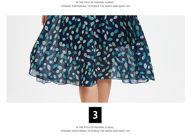 Bohemian Long Sleeve Summer Dress