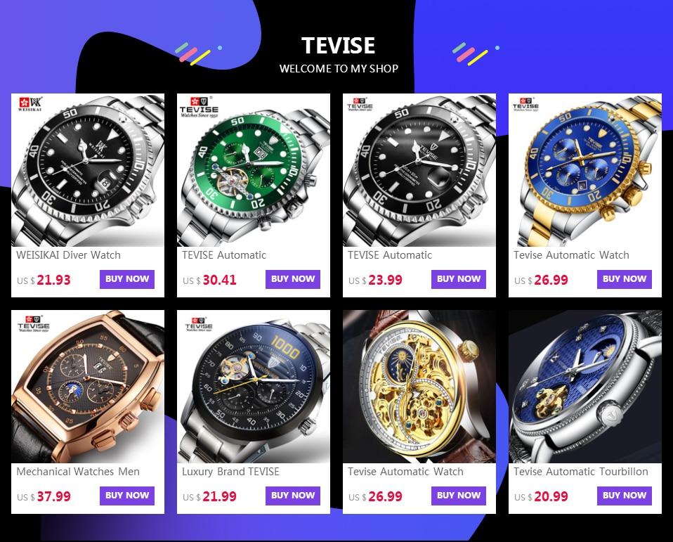 H7226ebd1e0e84368bff7449cff61a815a TEVISE Automatic Watch Men's Watches Tourbillon Mechanical Skeleton Watch Men Self-Wind Waterproof Male Clock Relogio Masculino