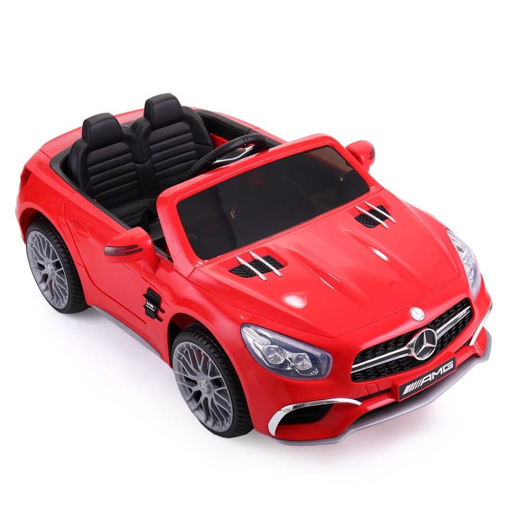 57127605 f/órmula 1 Mercedes AMG Hamilton Kids Car t/é Black